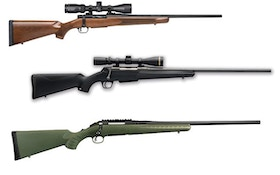 Top Deer Rifles For 2015, From SHOT Show