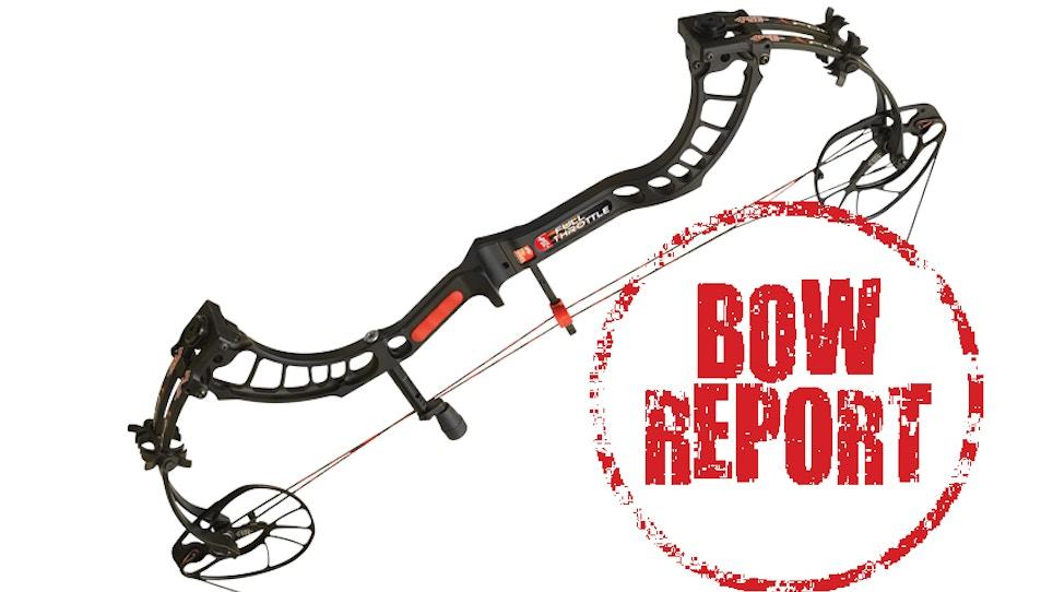 Bow Report: PSE Full Throttle