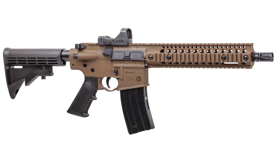 Crosman R1 Full Auto BB Air Rifle