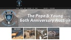 Online Bidding Available During Pope and Young Club Live Auction