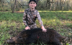 Pope and Young Club Announces Junior Outdoors Program