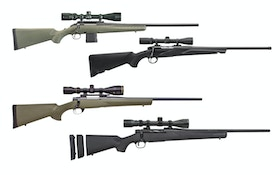 Four new ready-to-go deer rifles for 2018