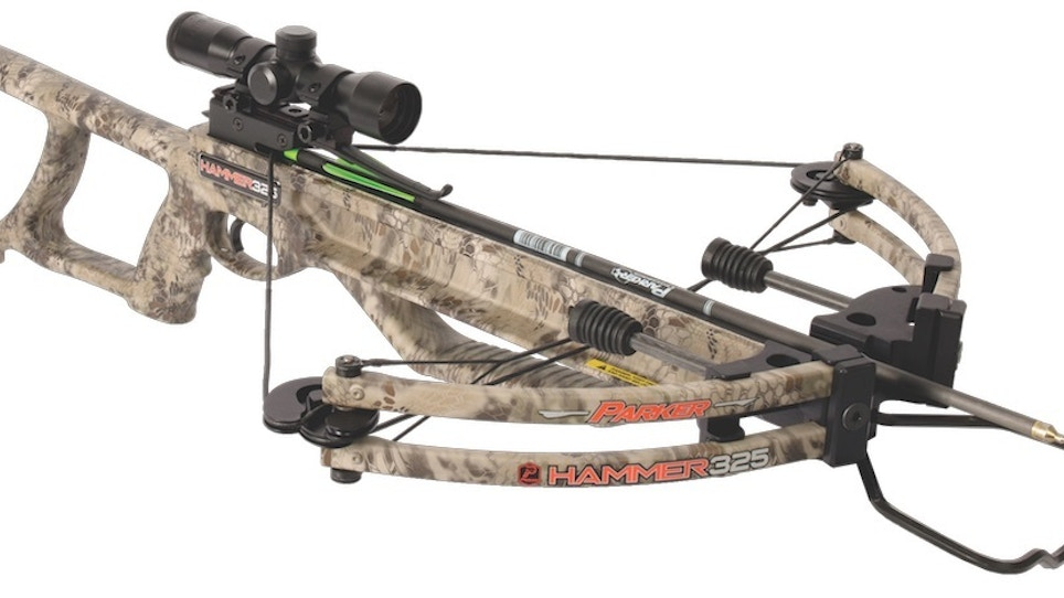 Review: Parker's Hammer 325 Crossbow | Grand View Outdoors