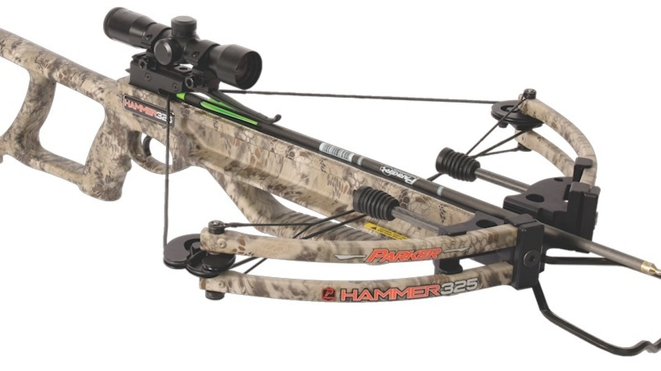 Review: Parker's Hammer 325 Crossbow