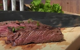 Video: 4 Steps to Cooking the Perfect Venison Steak