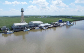 Mother Nature Forces Closing of Famed Louisiana Marina