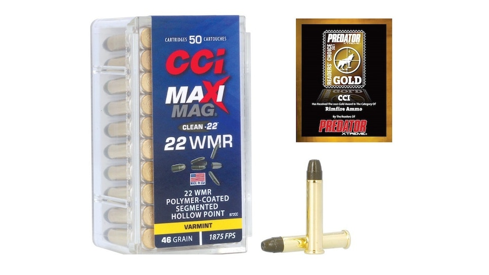 CCI Rimfire Ammunition Takes Home the Gold