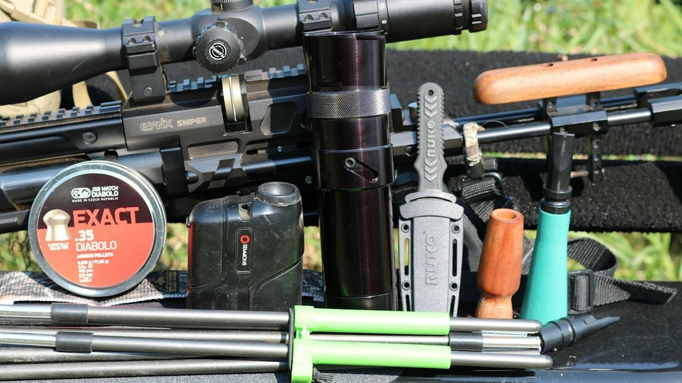 6 Things for Hunting Predators With Airguns