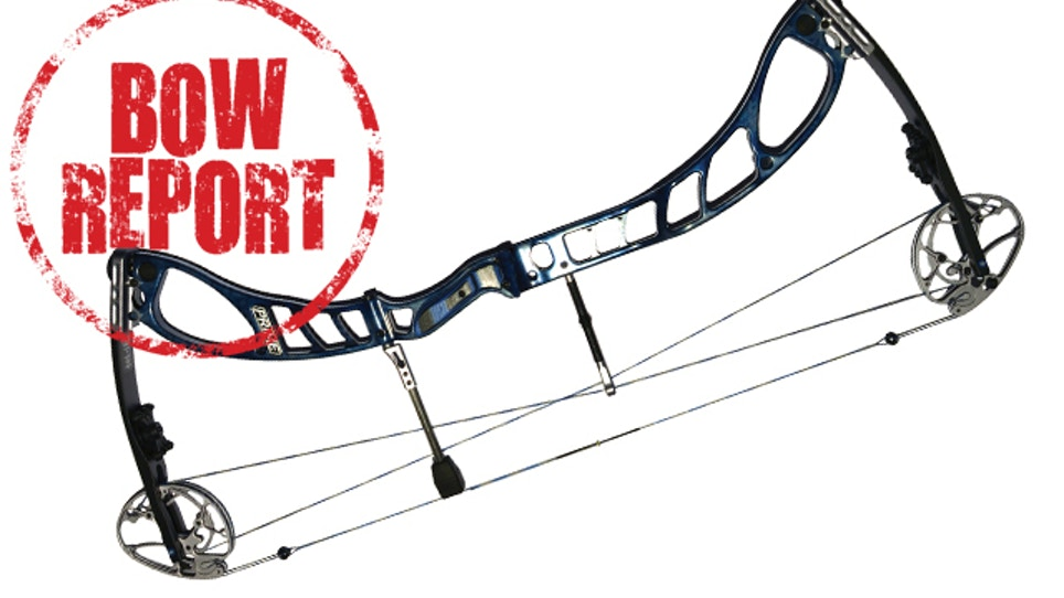 Bow Report: Prime Centroid LR