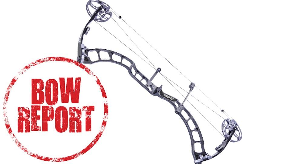 Bow Report: Prime Rival