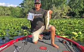 Pro Angler Terry Scroggins Designs Big Show Kicker Tail