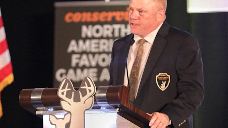 Murphy Resigns as CEO for Quality Deer Management Association