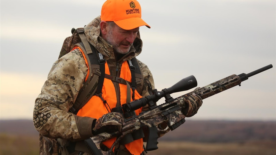 Field Test: We Take The Remington R-25 GII Afield