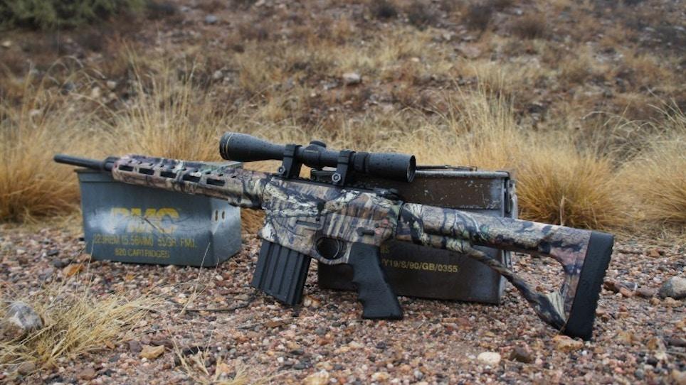 Walmart Bars Sales Of AR-15s, Self-Defense Shotguns