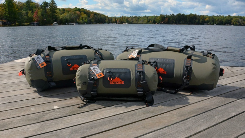 RUGID Launches Weatherproof Duffel Bags