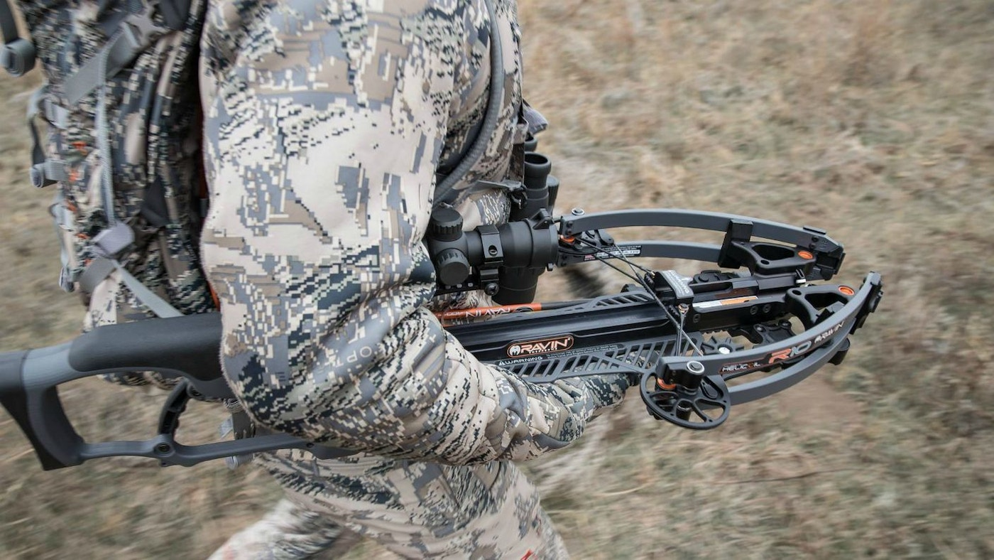 Crossbow Review: Ravin R10 | Grand View Outdoors