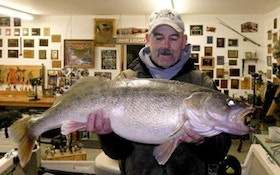 Pasco angler criticized for keeping record walleye