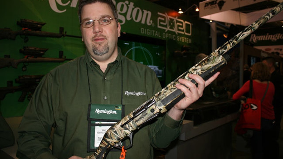 All-new hunting shotguns revealed