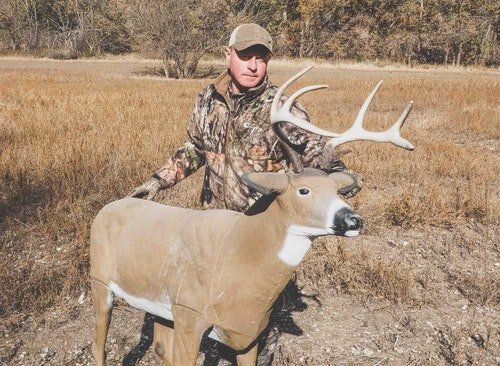 Calls combined with decoys create a deadly pre-rut ambush combo. Cruising bucks expect to see a deer when they reroute to investigate sounds of the season during the pre-rut.
