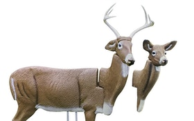 Rinehart Targets Doloma Buck/Doe Decoy Bundle