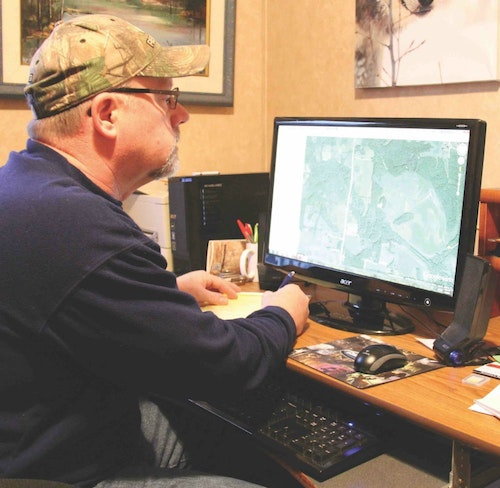 Success on a DIY road trip hinges on finding good hunting areas. The research done at home will have a big impact on the outcome of your road trip.