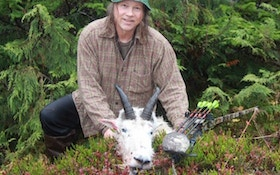 New Archery World Record Mountain Goat