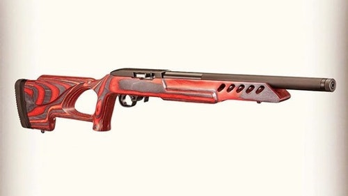 Popular rimfire firearms that are often well-known among shooters and hunters include the Ruger 10-22. Ruger's Target Lite rimfire features a design often popular among younger rimfire shooters.