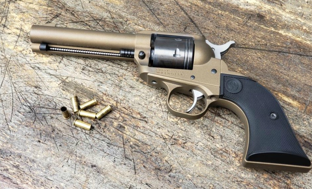 Ruger Wrangler Review: First Impressions