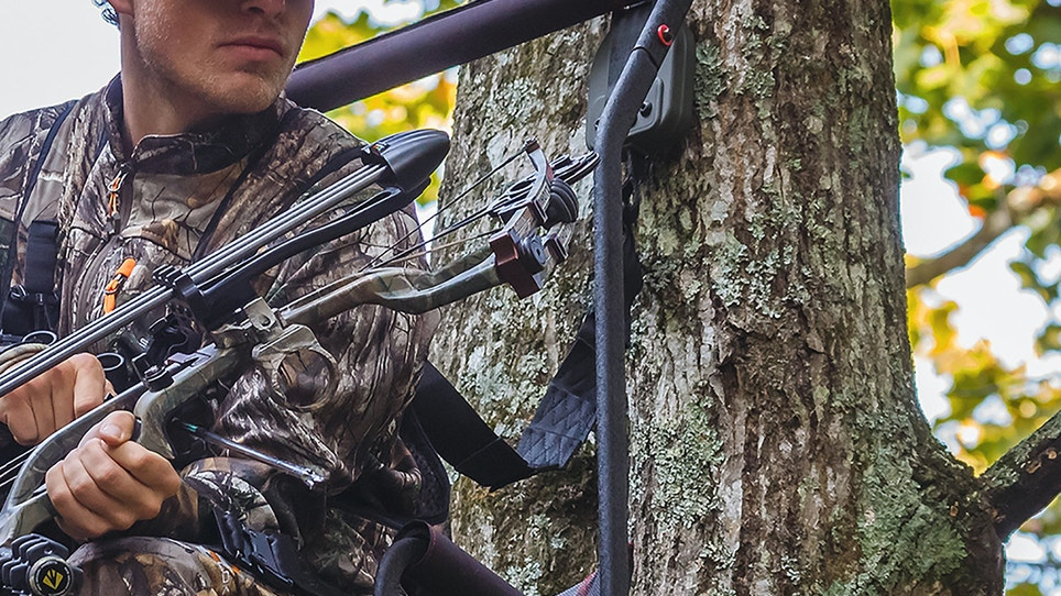 """Primal Treestands' New System Obliterates the """"Old Way"""" of Doing Ladder Stands"""