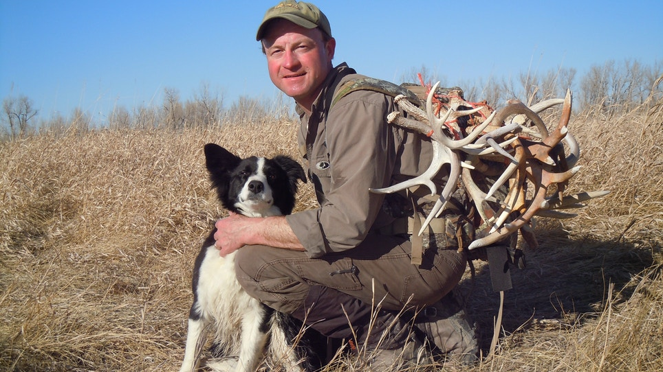 Lessons learned while hunting sheds