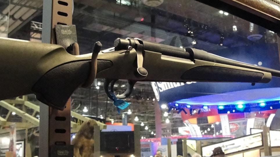 SHOT Show: Deer Guns