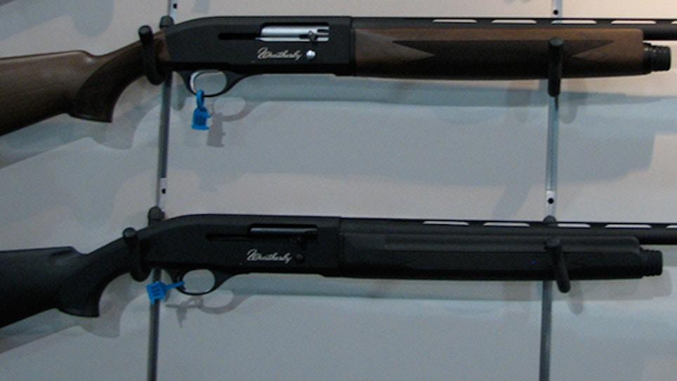 SHOT Show: New Waterfowl Guns