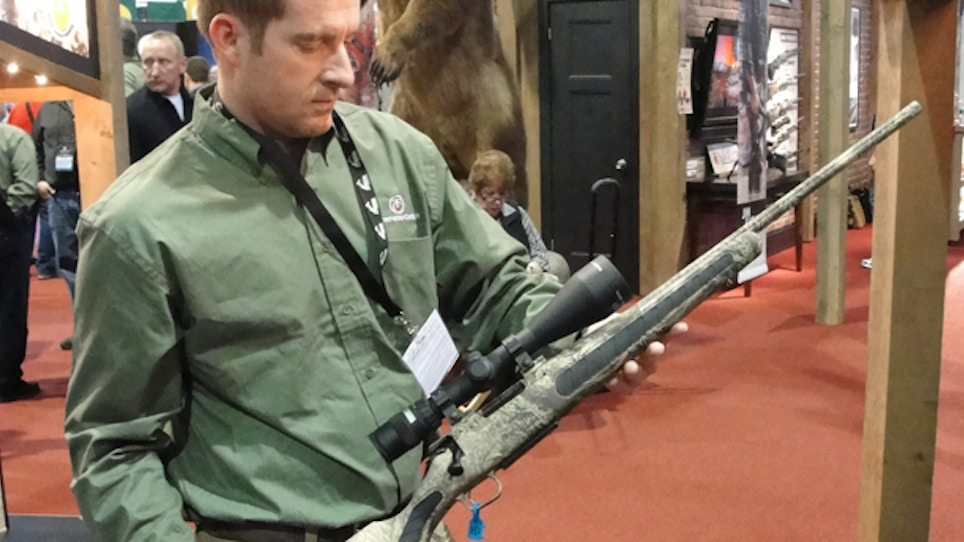 SHOT Show: New Predator Rifles