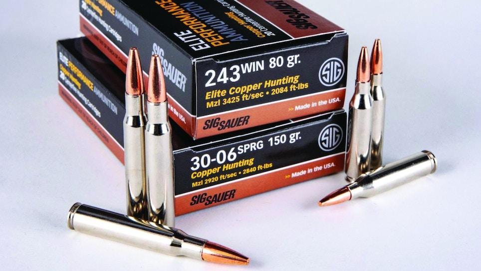 Sig Sauer Elite Hunting Ammo