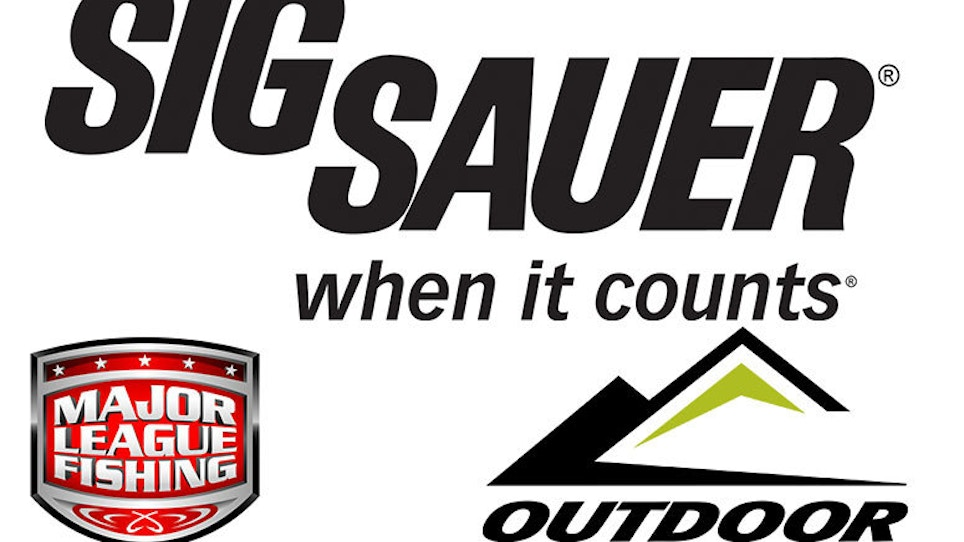 SIG SAUER Joins Major League Fishing For 2017 Season