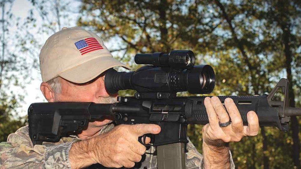 Review: Sightmark Wraith HD 4-32x50mm Digital Scope