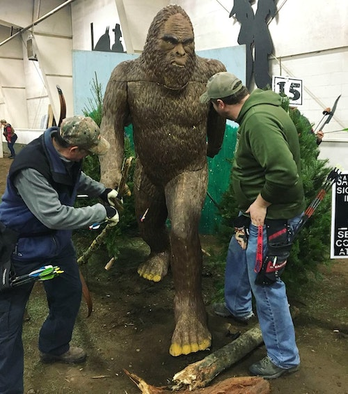 Popular target options, such as the Rinehart Sasquatch, make the company a bowhunter and target-archer favorite. Innovation like this led to another Reader's Choice Gold Award in the 3-D target category.