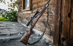 Savage 110 Classic With Walnut Stock