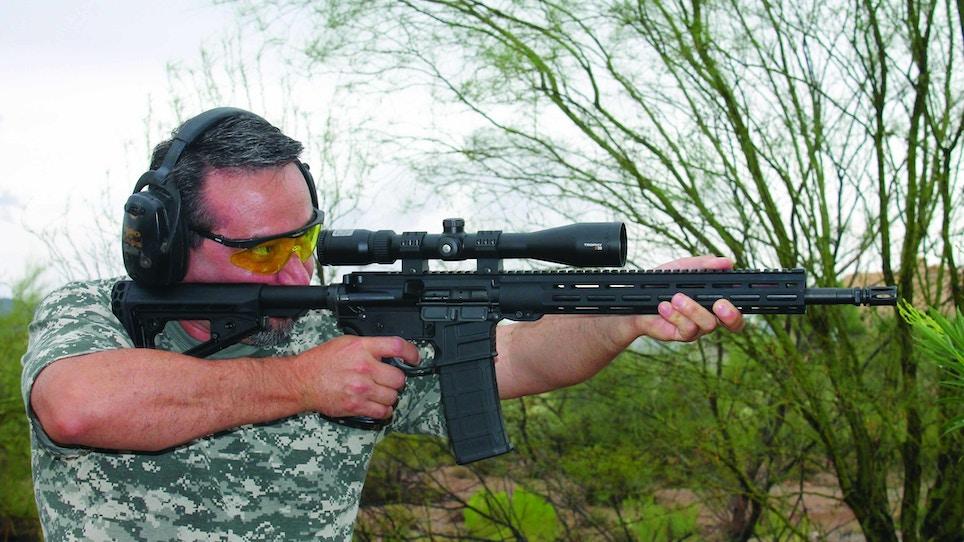 Predator Gun Review: Savage MSR 15 Recon