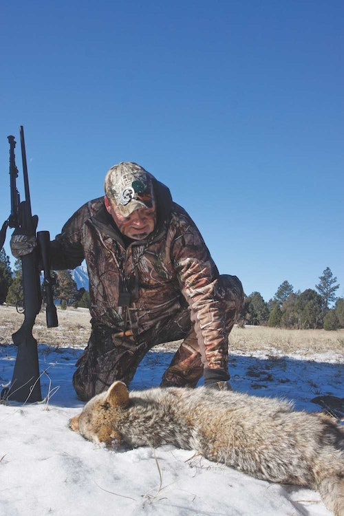 Savvy predator hunters know that hiding out in the bush and imitating a fox or coyote's next meal is an effective way to get them sure-kill close. They respond to these sounds because competition for a full belly demands it.