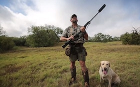 VIDEO: Dove Hunting With Silencers