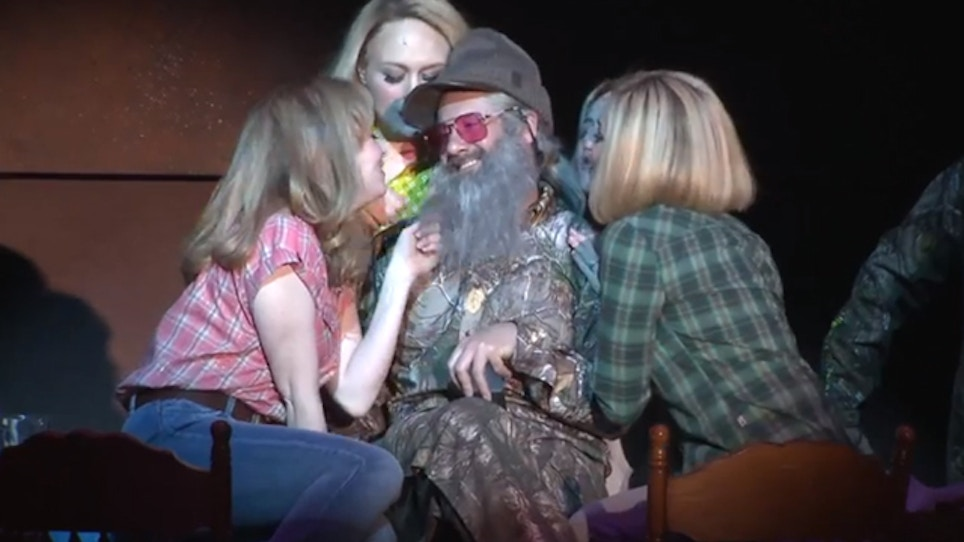 Duck Commander Musical Exits Stage Left In Vegas