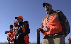 Donald Trump Sons Pheasant Hunt In Iowa Prior To Caucus
