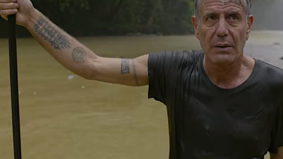 Anthony Bourdain: A Hunter's Friend, Against All Certainty