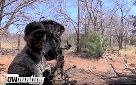 A Compromised Setup in the Oklahoma Turkey Woods Requires Improv