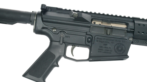 Shaw's ERS-10 is a DPMS-patterned MSR and will accept DPMS-pattern aftermarket parts.
