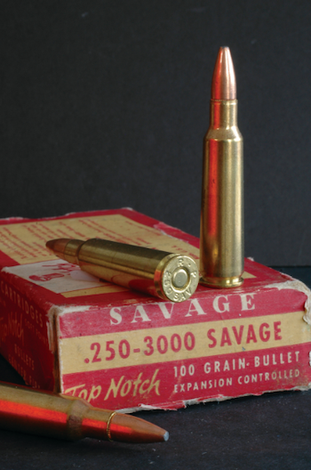 "​Roy Chapman Andrews called Newton's quick .250 ""the most wonderful cartridge ever developed."" Mild recoil helped him shoot it well. Like the later .243 and 6mm, it's still a fine choice for deer! Photo: Wayne van Zwoll​"
