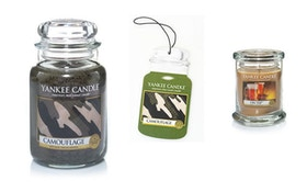 Father's Day Gift Idea: Camouflage Man-Candles?