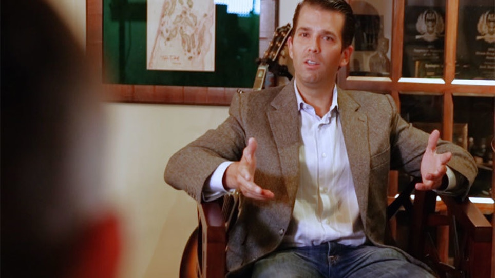 SilencerCo's One-On-One With Donald Trump Jr.