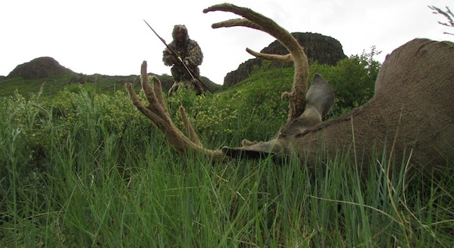 How to Handle Hot-Weather Hunts